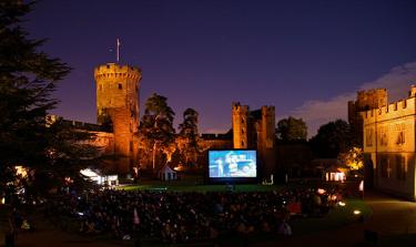 Luna Outdoor Cinema Film And Furniture
