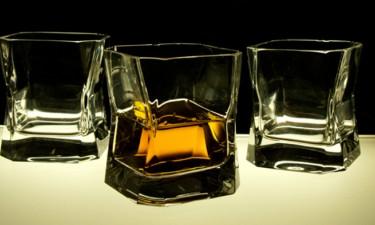 Blade Runner glasses: The Arnolfo di Cambio CIBI whiskey tumbler