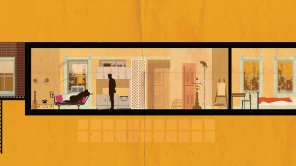 Memorable film sets in miniature! The 'Archiset' film-set art series by Federico Babina