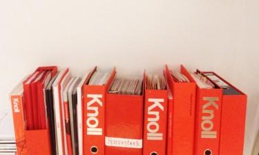 knoll-showroom-catalogues