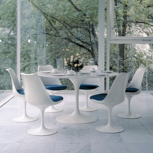 table products saarinen chairs chair image eero knoll home furniture tulip dining