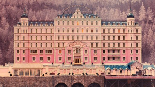 Where is the real Grand Budapest Hotel?