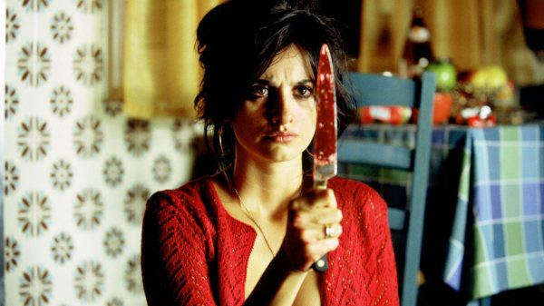 Almodovar's Volver: Red is the colour for danger, passion, love and death.