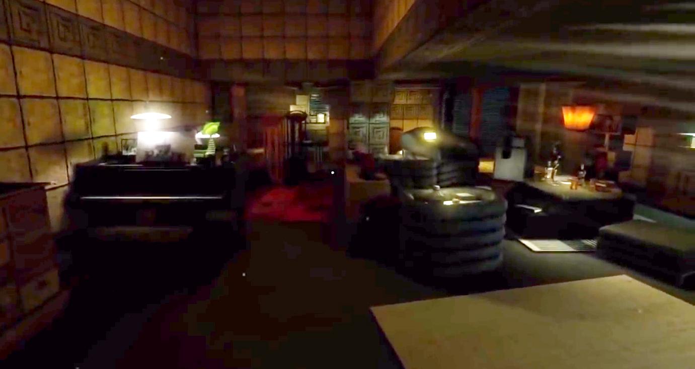Take A 3D Tour Of Deckards Apartment In Blade Runner