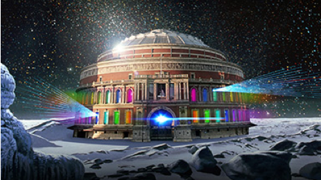 Film Scores Space Spectacular At The Royal Albert Hall