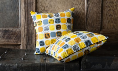 Vintage Cushions by Nichollette Yardley-Moore - www.vintagecushions.com