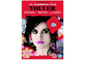 Volver Almodovar DVD
