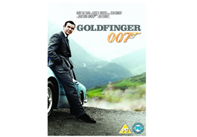 Bond Goldfinger DVD