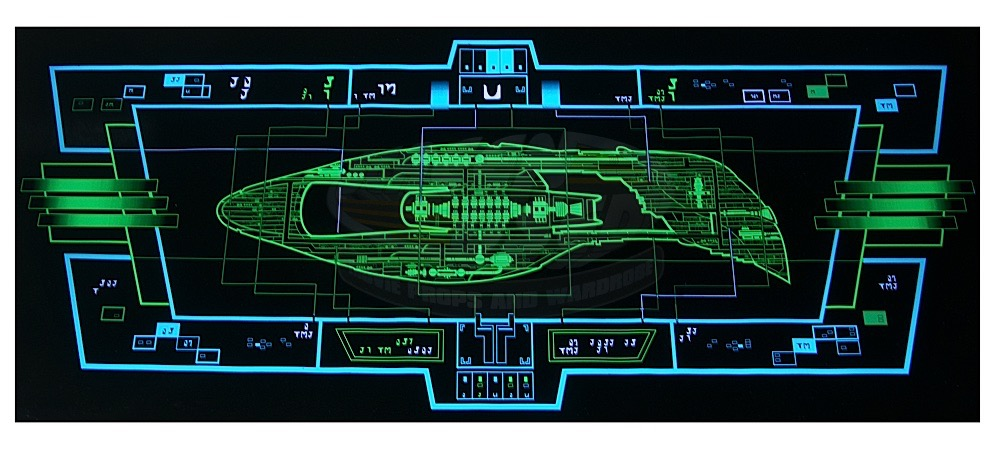 Starship Graphic Design