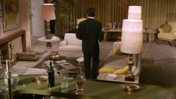 The 1960s Man from UNCLE: The definitive guide to furniture and decor in the original movie sets. Part 2 The Spy With My Face