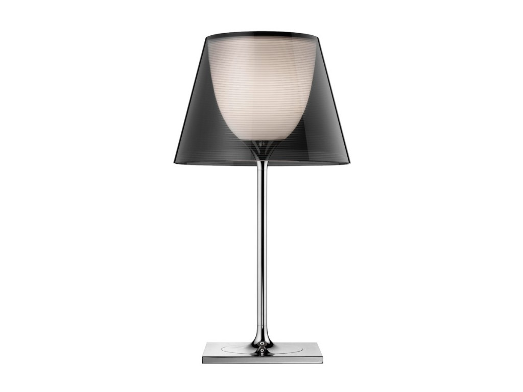 Philippe Starck KTribe Table Lamp by Flos as seen in Avengers furniture design classics in the movies