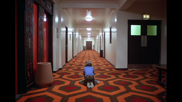 The Power of Pattern: The carpet in The Shining / a chat with Patternity
