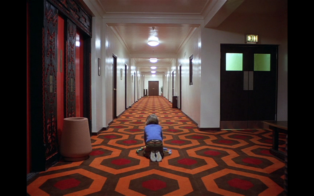 The Power Of Pattern The Carpet In The Shining A Chat