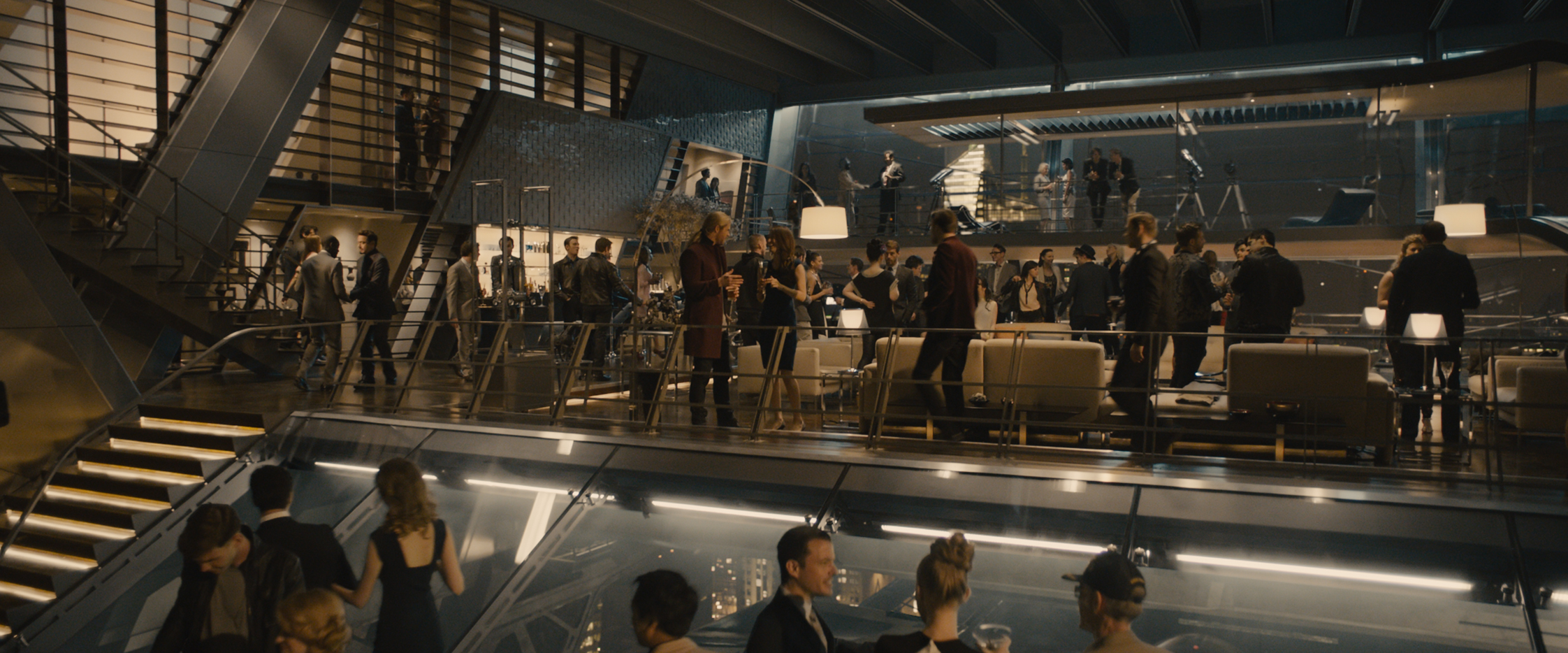 Quick Furniture Fix Avengers Age Of Ultron Lights The