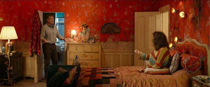 Mrs Browns bedroom in Paddington