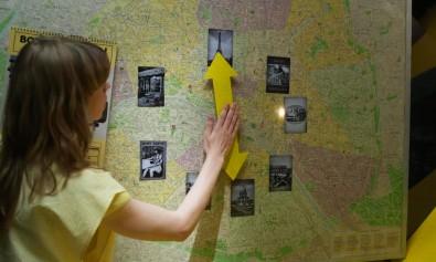 L'Ecume Des Jours / Mood Indigo (Michel Gondry, 2013) maps in the movies