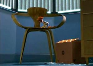 Cherner chair (vintage)