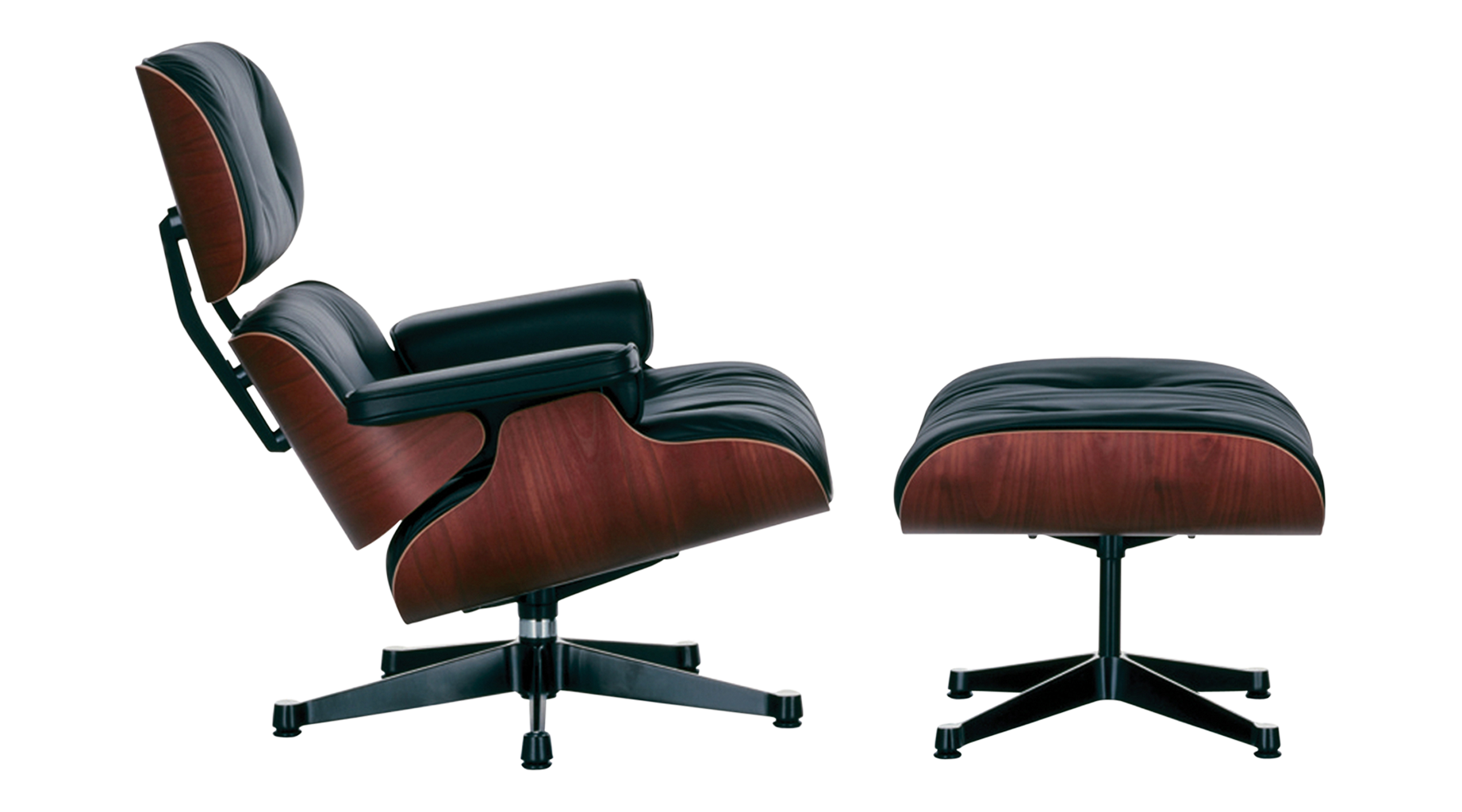 Eames Lounge Chair And Ottoman Film And Furniture