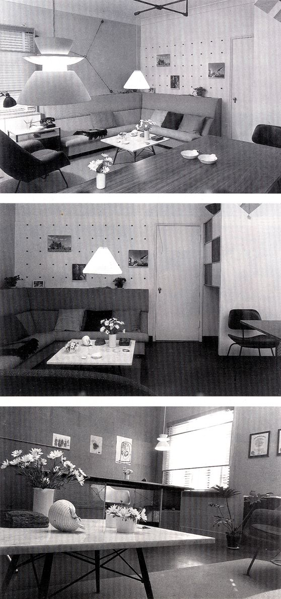 Philip Dunne's office at Twentieth Century Fox designed by Charles Eames hollywood connections