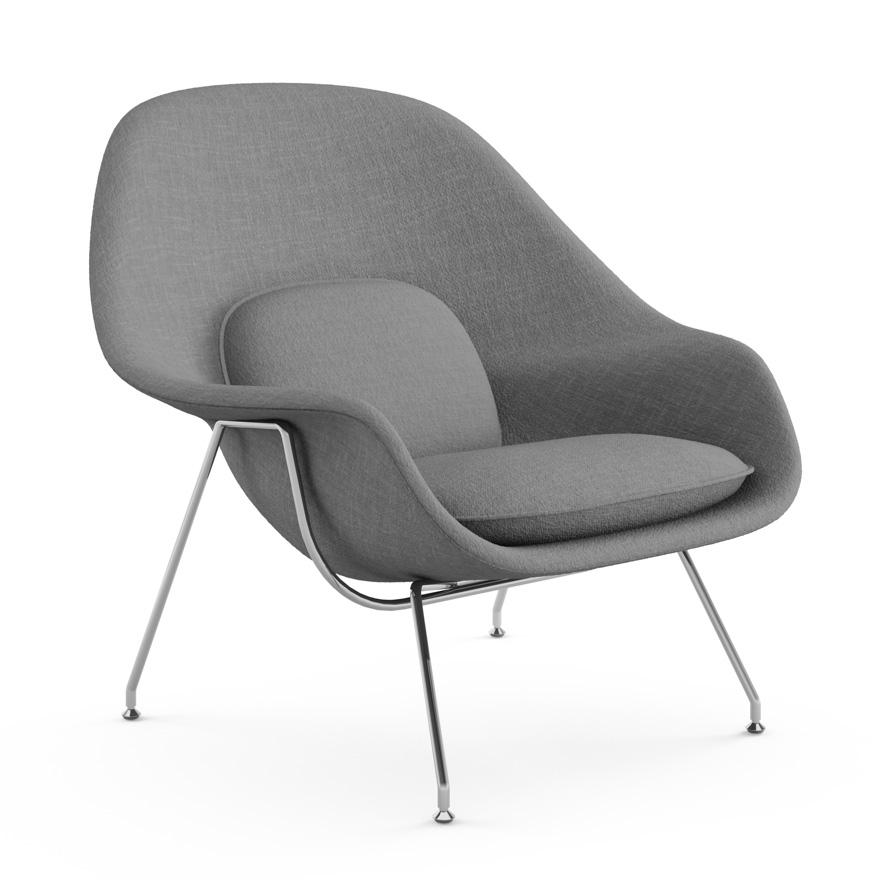 Saarinen womb chair for Knoll