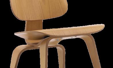 Eames LCW Chair Natural Ash chair furniture in film