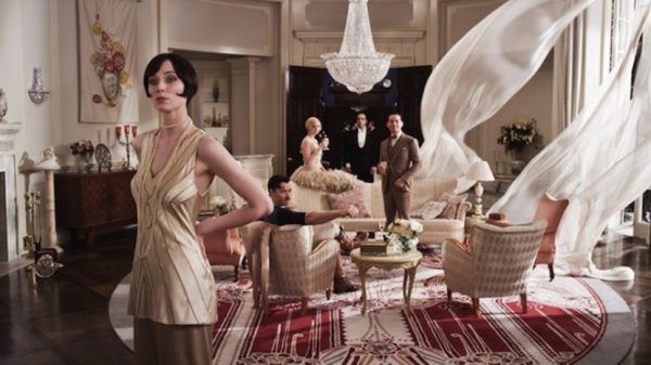 How the Art Deco set design of The Great Gatsby embodies the essence of the 1920s (and win the movie!)