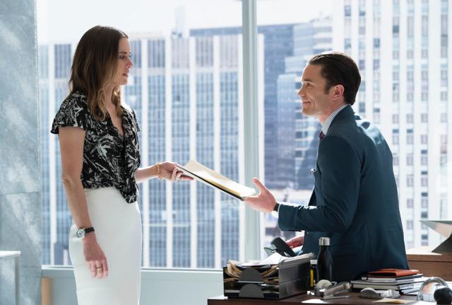 Netflix Marvel's Iron Fist, Rand Offices Production Design: Loren Weeks. Art Director: Toni Barton. Set Decorator: Stephanie Bowen. Image c/o David Giesbrecht / Netflix.