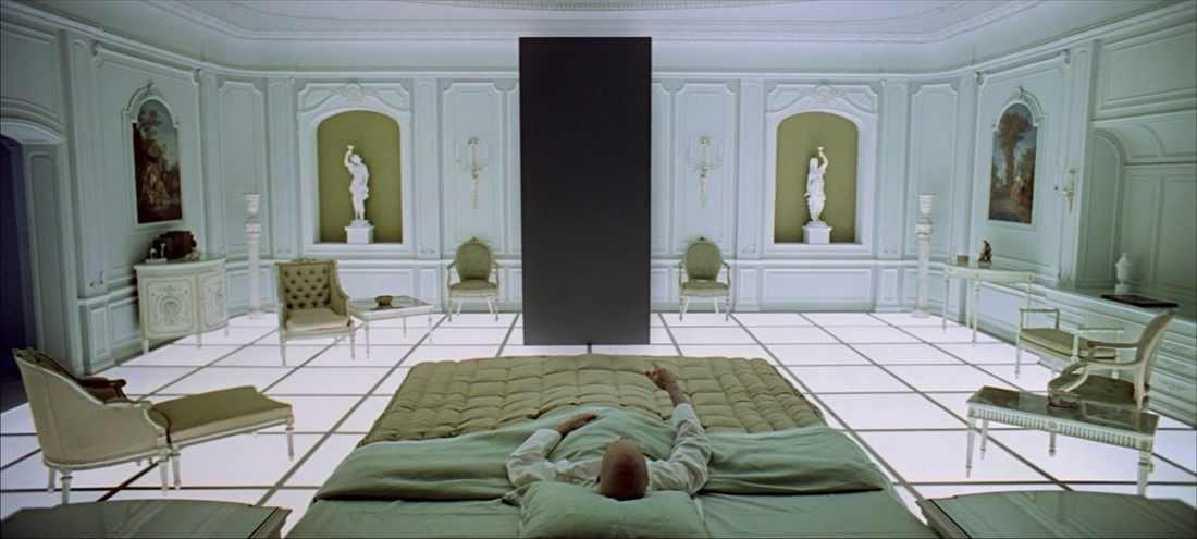 A Space Odyssey monolith - Film and Furniture