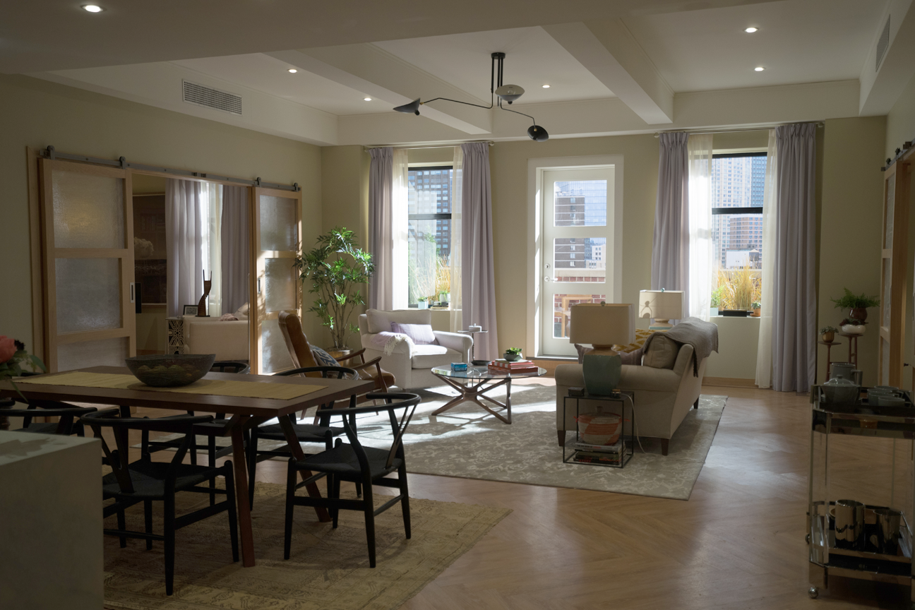 jessica jones film and furniture. Black Bedroom Furniture Sets. Home Design Ideas