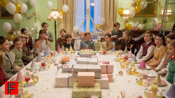 Celebrating Spring with pastel colours in film sets