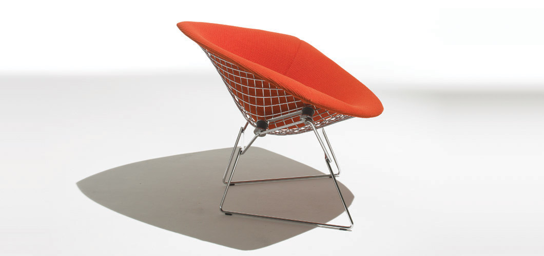 Bertoia Chair Film And Furniture