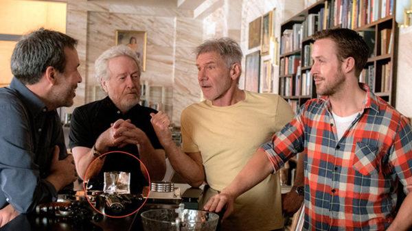 The CIBI italian whisky glass tumbler to reappear in Blade Runner 2049?