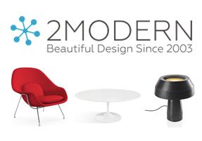 modern furniture and lighting