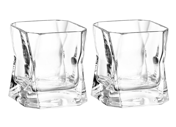 Blade Runner Whisky Glasses Gift Boxed Set Of 2 37cl Film And Furniture