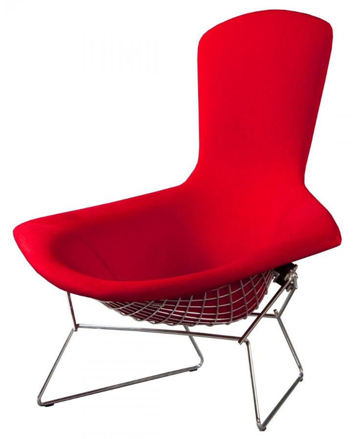 Italian Bird Chair by Harry Bertoia for Knoll International, 1950s
