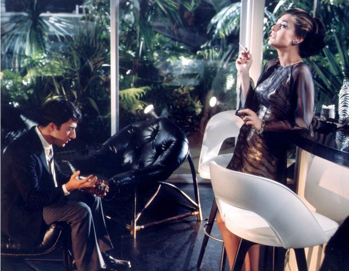 Seduced By Set Decoration Details Of The Graduate Film