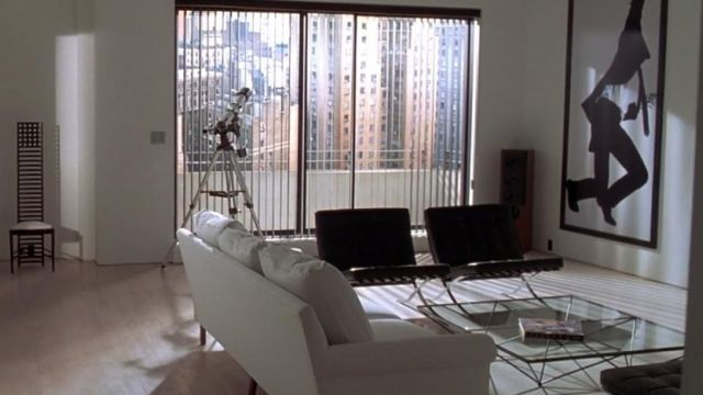 Hill House Chair By Charles Rennie Mackintosh Film And