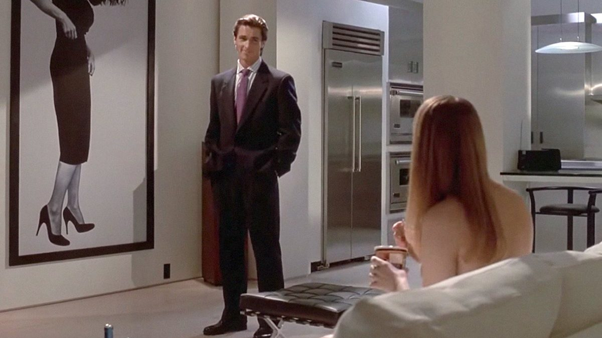 American Psycho - Film and Furniture