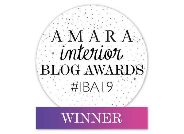 Winner: Best Design Inspiration Blog 2019