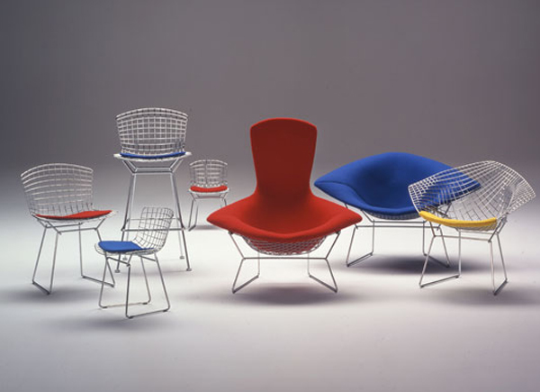 bertoia-chair-collection