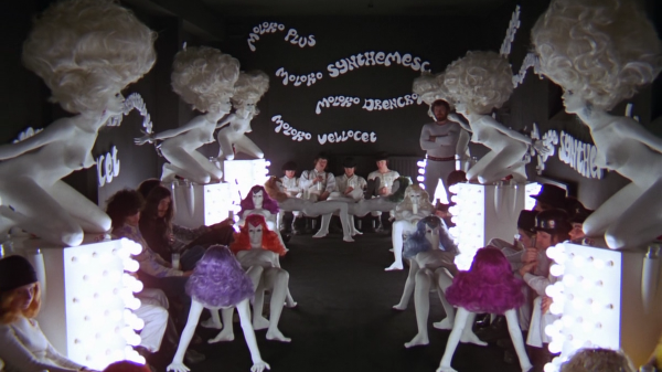 "The film sets and furniture of A Clockwork Orange: ""A real horrorshow"" Part 1"