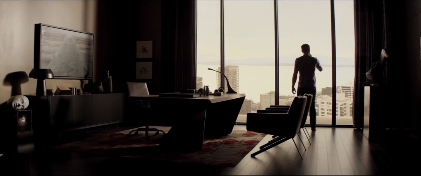 The Passage Art From Fifty Shades Darker And Fifty Shades