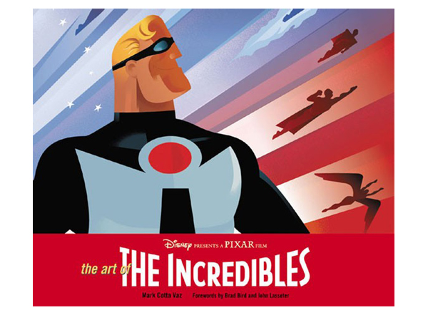 the-art-of-the-incredibles-book