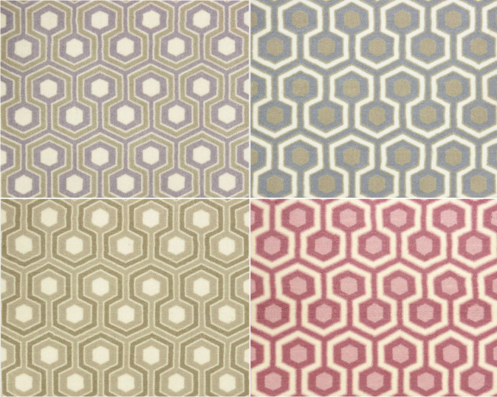 carpet pattern design. Ashley-Hicks-hexagram-carpet-in-the-shining Carpet Pattern Design I