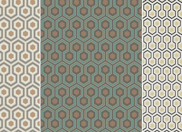 david-hicks-wallpaper-the-shining-hexagon
