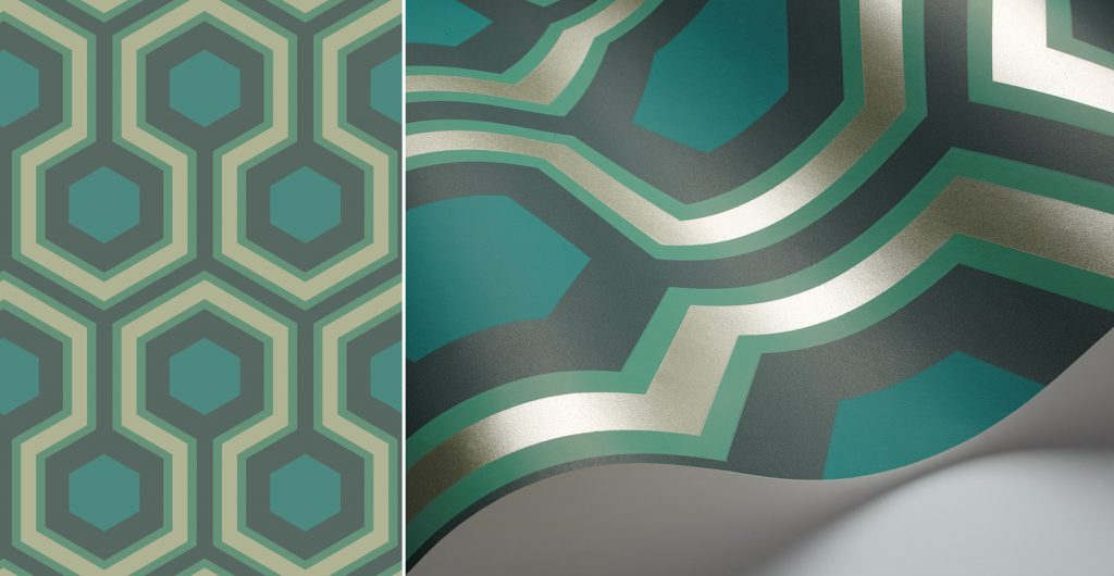 hick-grand-wallpaper-the-shining-hexagon-carpet-film-and-furniture-teal