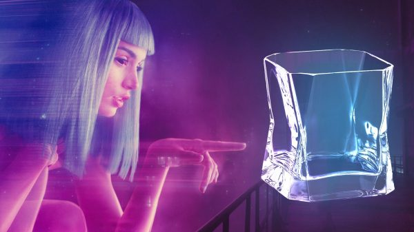 Competition: WIN a set of two Blade Runner whisky glass tumblers