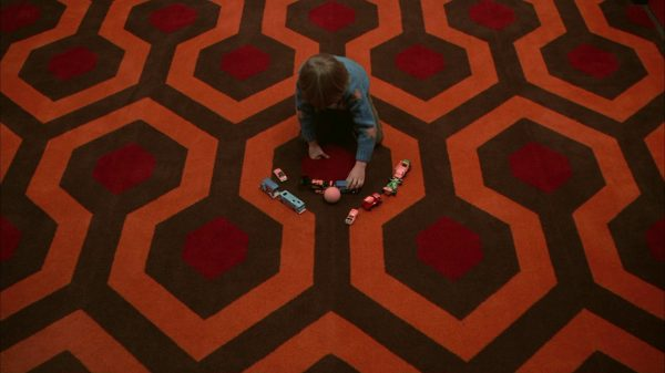 Checkmate! The story behind Kubrick's carpet in The Shining revealed