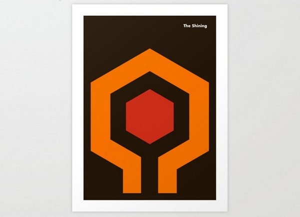 the-shining-art-print-hexagon
