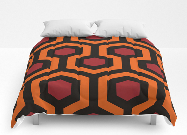 The Shining Duvet Comforter By Adam Armstrong Film And